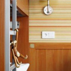 Oru Hotel 3* Стандартный семейный номер с разными типами кроватей фото 7
