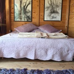 Gemile Camping Бунгало Делюкс с различными типами кроватей фото 17