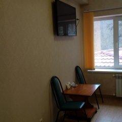 Гостевой дом Теплый номерок Люкс с различными типами кроватей фото 18