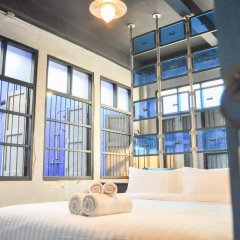 Отель Inn a day 3* Номер Делюкс с различными типами кроватей фото 9