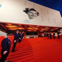 Отель Bateguier One bedroom Cannes спортивное сооружение