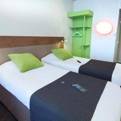 Отель Campanile Lyon Centre - Gare Perrache - Confluence 3* Стандартный номер с различными типами кроватей фото 4