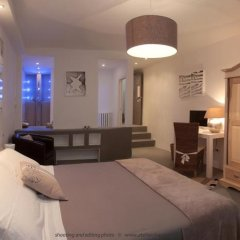Отель Relais Chambre Кастельфидардо комната для гостей фото 2