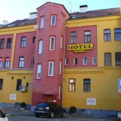 Hotel Monika Хеб парковка