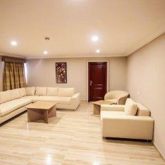 Отель Visa Karena Hotels 3* Президентский люкс с различными типами кроватей фото 2