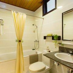 Отель Phu Thinh Boutique Resort & Spa 4* Номер Делюкс с различными типами кроватей фото 5