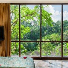 Отель Komaneka at Bisma 5* Семейный люкс с двуспальной кроватью фото 2