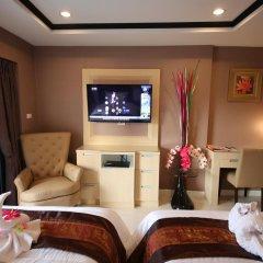 Отель New Nordic Marcus 3* Студия с различными типами кроватей фото 5