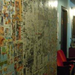 Отель La Volpina Room and Breakfast Италия, Римини - отзывы, цены и фото номеров - забронировать отель La Volpina Room and Breakfast онлайн интерьер отеля фото 3