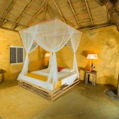Отель Saraii Village 3* Улучшенное шале с различными типами кроватей фото 10