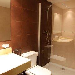 Hotel Santuario De Sancho Abarca Аблитас ванная фото 2