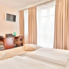 Отель Sun 4* Номер Делюкс с различными типами кроватей фото 5