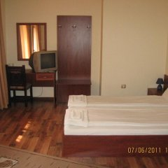 Hotel Fedora 2* Стандартный номер с двуспальной кроватью фото 3