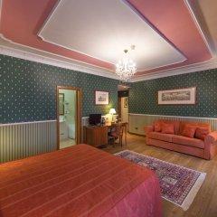 Strozzi Palace Hotel 4* Полулюкс с различными типами кроватей фото 7