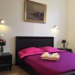 Отель Résidence Rotundo Апартаменты с различными типами кроватей фото 10