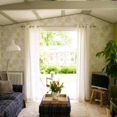 Отель Bed & Breakfast Bij Janzen Нидерланды, Хазерсвауде-Рейндейк - отзывы, цены и фото номеров - забронировать отель Bed & Breakfast Bij Janzen онлайн комната для гостей фото 3