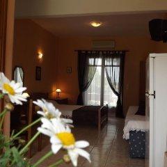 Апартаменты Pefka Studios & Apartments Ситония удобства в номере