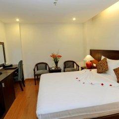 Hanoi Golden Hotel 3* Улучшенный номер с различными типами кроватей фото 4