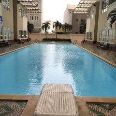 Отель Fully Equipped Luxury Apartment Вьетнам, Вунгтау - отзывы, цены и фото номеров - забронировать отель Fully Equipped Luxury Apartment онлайн бассейн