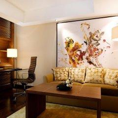 Отель Jumeirah Frankfurt 5* Студия с различными типами кроватей фото 4