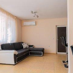 Отель Europe Apartments Болгария, Поморие - отзывы, цены и фото номеров - забронировать отель Europe Apartments онлайн комната для гостей фото 5