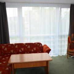 Hotel Gromada Poznań 3* Номер Комфорт с различными типами кроватей фото 5
