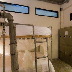 Bloo Hostel Кровать в общем номере фото 2