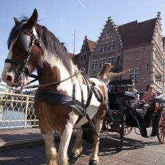 Отель Ghent River Hotel Бельгия, Гент - отзывы, цены и фото номеров - забронировать отель Ghent River Hotel онлайн спортивное сооружение