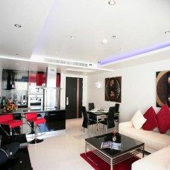 Отель Absolute Bangla Suites 4* Полулюкс с различными типами кроватей