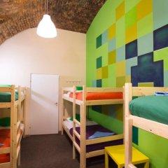 Game Hostel Кровать в общем номере с двухъярусной кроватью фото 2