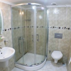 Assos Hotel ванная
