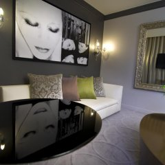 Отель Sofitel Paris Le Faubourg 5* Люкс разные типы кроватей фото 2