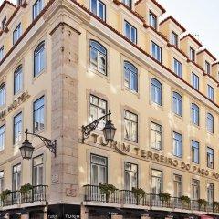 TURIM Terreiro do Paço Hotel 4* Улучшенный номер с различными типами кроватей фото 5