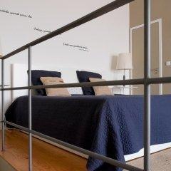 Отель Casas do Teatro Апартаменты разные типы кроватей фото 13