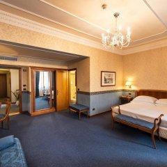 Strozzi Palace Hotel 4* Полулюкс с различными типами кроватей фото 3