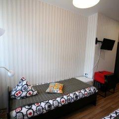 City Hostel Стандартный номер 2 отдельные кровати фото 6
