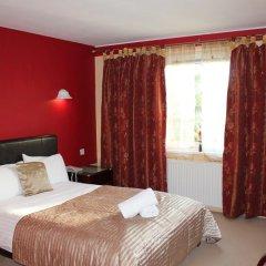 DeSalis Hotel London Stansted комната для гостей