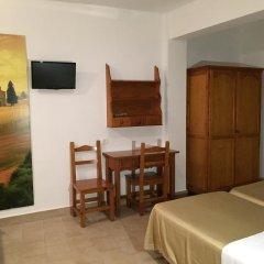 Отель Hostal Puerto Beach Стандартный номер с различными типами кроватей фото 2