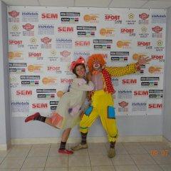 Гостиница irisHotels Mariupol детские мероприятия