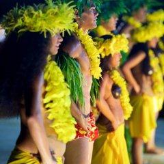 Отель Manava Beach Resort and Spa Moorea Французская Полинезия, Папеэте - отзывы, цены и фото номеров - забронировать отель Manava Beach Resort and Spa Moorea онлайн фото 10