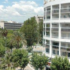 Отель Royal Apartamentos Rentalmar балкон