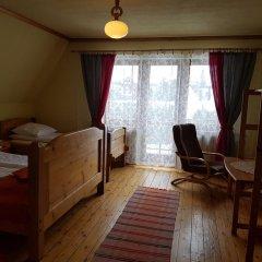 Отель Durda Поронин комната для гостей