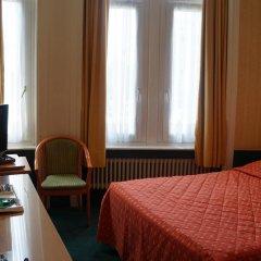 Отель La Grande Cloche 3* Номер с общей ванной комнатой фото 4