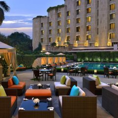 Отель ITC Maurya, a Luxury Collection Hotel, New Delhi Индия, Нью-Дели - отзывы, цены и фото номеров - забронировать отель ITC Maurya, a Luxury Collection Hotel, New Delhi онлайн бассейн