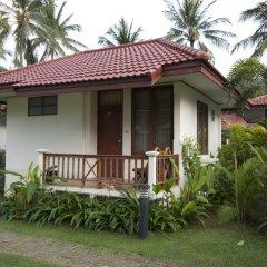 Отель Promtsuk Buri 3* Бунгало Делюкс с различными типами кроватей