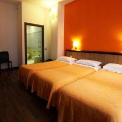 Lux Hotel Durante 2* Стандартный номер с различными типами кроватей фото 14