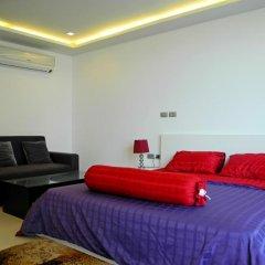 Отель Wong Amat Tower комната для гостей фото 3