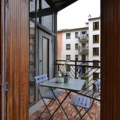Апартаменты Heart Milan Apartments балкон