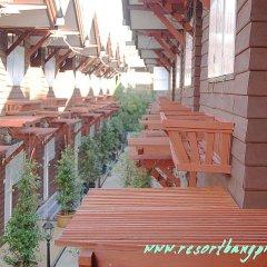 Отель Bangphlat Resort Бангкок питание