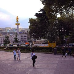 Отель Home in the centre of old Tbilisi фото 3